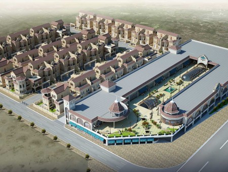 First Bahrain to debut El Mercado Village at the Gulf Property Show 2016