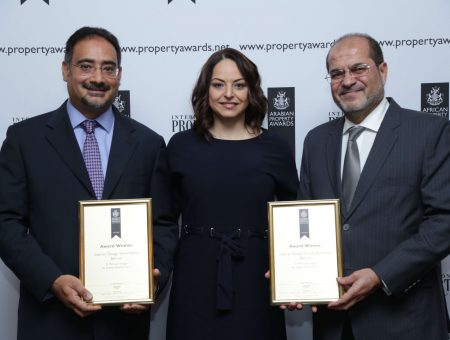 First Bahrain's El Mercado Village honoured at the International Property Awards 2017